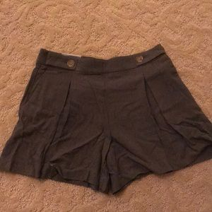 Banana Republic Pleated Shorts